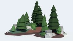 Low Poly Rock Pack - Asset Store
