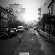Sunday morning #Athens #Gazi