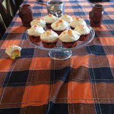 Today me and my daughter made some delicious candy corn cupcakes! They taste like a normal cupcake but is better. The recipe is different but it's delicious! #totally #deliciou #better  #than #anything #i #have #ever #tasted #candy #corn #halloween #is #12 #days #away #autumn #is #here #pumpkin #pie #the  #great  #pumpkin #charlie #brown #black #cats #candy #costume #shopping by feeling_october_ #halloween #halloweendecor #halloweenideas #halloweenfun