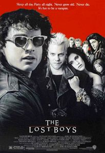 Keifer Sutherland was my first movie star crush not my quote but love this film