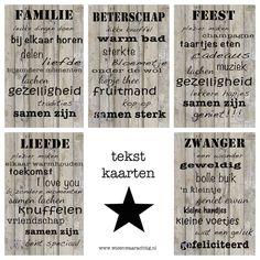 Stoere #tekstkaarten, nieuw bij Wis en Waarachtig Prayer For My Family, Afrikaans Quotes, Inspiring Things, Pyrography, Great Quotes, Birthday Wishes, Mood Boards, Texts, Qoutes