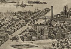 Cranston Coal Mine Once Stood Where Garden City Newport