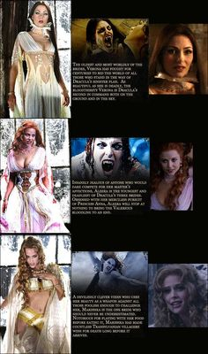 I do NOT own van helsing or the characters in the movies, so yeah. it took a while to create bcuz i finallyy read on the movies site that there was a . brides of dracula Vampire Bride, Vampire Girls, Vampire Art, Female Vampire, Scary Movies, Horror Movies, Castlevania Dracula, Estilo Dark, Coppola