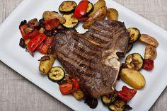Annetts kulinarisches Tagebuch: Angegrillt mit T-Bone-Steak