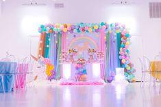 Unicorns Birthday Party Ideas | Photo 5 of 15