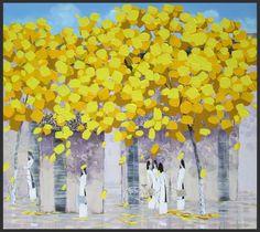 Xuan Khanh Nguyen – The Yellow Road.