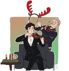 Sherlock Christmas