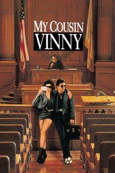 My Cousin Vinny Poster Artwork - Joe Pesci, Marisa Tomei, Ralph Macchio - http://www.movie-poster-artwork-finder.com/my-cousin-vinny-poster-artwork-joe-pesci-marisa-tomei-ralph-macchio/