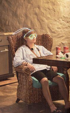 iKON Summertime Season 3 in Hawaii Photobook Scan Ikon Wallpaper, Wallpaper Backgrounds, Taehyung, Ikon Member, Ikon Debut, My Life Style, Kim Jin, My Little Baby, Korean Celebrities