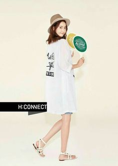 #Yoona #SNSD #GG #GirlsGeneration #Kpop #Cute #임윤아 (H:Connect)