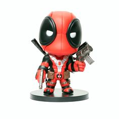 A single frame of a 360 demonstration of a Deadpool toy.   http://premiumproductphotos.ca/#PremiumProductPhotos-ProductPhotographyPortfolio