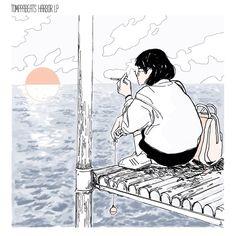 Harbor LP cover art