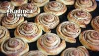 Tarçınlı Rulo Çörek Tarifi – Kanelbullar
