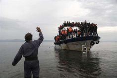 Aantal vluchtelingen naar Italië stijgt weer