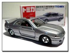 85-Nissan Skyline GTR Investigation Car