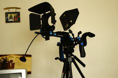Canon 7D Film Rig.. this is how i do