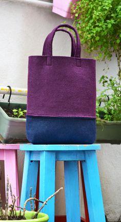 www.pintoboo.com  Beautiful Felt Bags