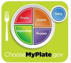 Healthy eating plate - #health