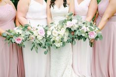 Blush is such a pretty color and one of the most popular for weddings. Which are your wedding colors? Picture by @inspiredphotog @laurxxdighton . . . . . #engaged #weddingflowers #ftwotw #bridalbouquet #bouquet #weddingseason #weddingday #theknot #bridal #weddinginspiration #mainewedding #weddinggown #barnwedding #bridesmaid #bridesmaids #romance #smpweddings #weddinginspo #mainething #thatsdarling #weddingphotographer #loveauthentic #chasinglight #ido #greenweddingshoes #futuremrs…