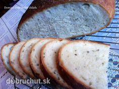 Domáci zemiakový chlieb Banana Bread, Cooking, Ethnic Recipes, Desserts, Food, Pizza, Basket, Kitchen, Tailgate Desserts