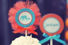 baby shower-boy | 3/4 | Kara's Party IdeasKara's Party Ideas | Page 3