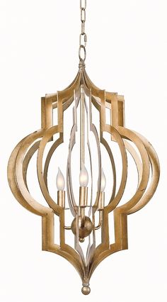 Светильник Pattern Makers GOLD chandelier Large