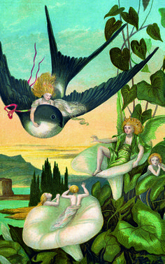 3 | 10 Stunning Illustrations From Hans Christian Andersen's Fairy Tales | Co.Design | business + design