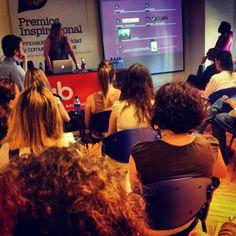 @Elisa Escobedo en #IABDesayuno de #AudioOnline