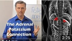 In this video, Dr. Berg talks about the difference between high adrenal and low adrenals and the potassium recommendations.  https://www.youtube.com/watch?v=AY6UZXPF750