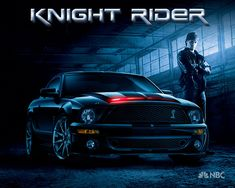 It is nostalgic.   Knight Rider Shelby GT500KR Mustang.