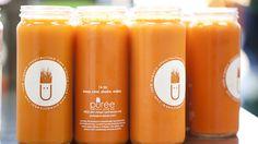 OMG we loveee carrot juice!  #carrots #purée