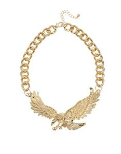 ASOS Eagle Necklace