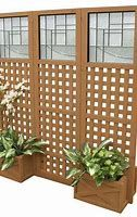 Unique Ideas of Outdoor Privacy Screen - Great Hot Tub Backyard Tips - Design RatBalcony Plants tan Furniture