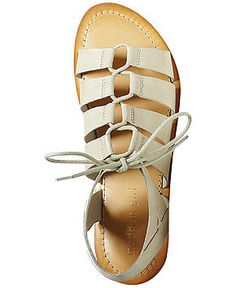 Madden Girl Oran Ghillie Sandals - Shoes - Macy's