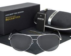 Luxusné polarizované okuliare z odolnej zliatiny so strieborným rámom