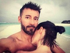 Gossip news: Bianca Atzei e Max Biaggi vacanze a Dubai