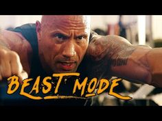 The Rock does and intense workout. Fitness Giant kicking ass! See Video.