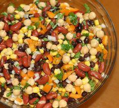 Cornfetti Bean Mix... Gluten-Free Potluck Recipes