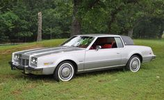 1985 Olds Toronado - I could use one of these fwd beasts to get me through the winter.