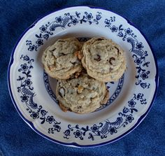 Chocolate Chip Macadamia Nut Cookies recipe by Barefeet In The Kitchen