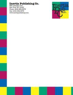 93 best letter head designs images on pinterest letterhead