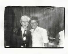 Las fotos de Andy Warhol se subastan en Christie's