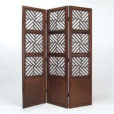 Wayborn Furniture Wayborn Furniture 2350 Lattice Screen Room Divider 2350 #WaybornFurniture #Transitional