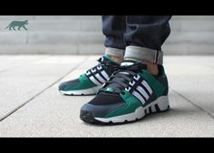 Adidas Equipment Running Support 93 Torsion Eqt Sneakers Adidas