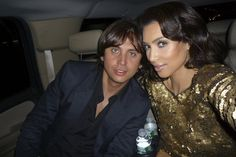 'Can you believe how young we look?' Kim Kardashian took a look back to the fun she had at the 2009 VMAs after party with bestie Jonathan Cheban Look Kim Kardashian, Jonathan Cheban, Kim K Style, Mtv Video Music Award, Gold Dress, Kanye West, Take That, Party, Dresses