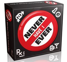 Remember that game you played as a kid? Well now you can use it to get drunk. Check out the never have I ever drinking game now. http://www.quanticgaming.co.uk/