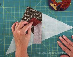 String Quilt Revival/Quilting for beginners/Scrap quilts | Nancy Zieman Blog