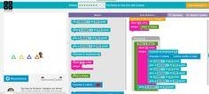 I blocchi, le indicazioni e le spiegazioni per ottenere l'attestato dell'Artista. I 10 esercizi dell'attività dell'Artista di code.org spiegati step by step.