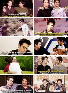 tyler posey and dylan obrien