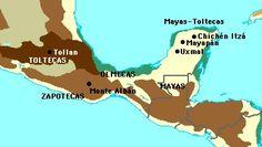 La cultura tolteca es una cultura que habitó el Altiplano Central por el siglo X cuyos principales centros ceremoniales fueron: Huapalcalco en Tulancingo y la ciudad de Tollan-Xicocotitlan, localizada en lo que actualmente se conoce como Tula de Allende (estado de Hidalgo, México), célebre por sus singulares estatuas de piedra llamadas atlantes.